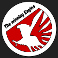 The winning Eagles